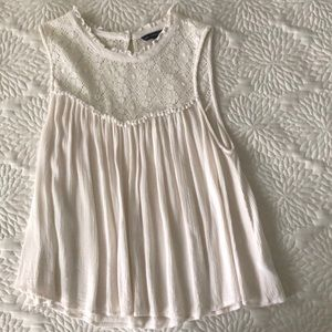 American Eagle Outfitters Tops - White Blouse
